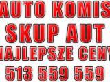 SKUP SAMOCHODÓW ZA GOTÓWKĘ - AUTO KOMIS 513-559-559 - ŚLĄSK I MAŁOPOLSKA
