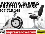 Naprawa orbitreków i rowerów fitness u klienta,serwis orbitreków Warszawa u klienta Pilawa,Góra kalw
