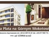 Apartamenty Mokotów od Dewelopera