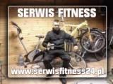 Serwis i Naprawa Sprzętu Fitness Warszawa Konstancin-Jeziorna