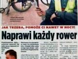 serwis rowerowy Warszawa całe woj.mazowieckie NON STOP Dojazd CAŁODOBOWO - Naprawa Rowerów Konstanci
