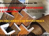 elastyczne imitacje desek NA WYMIAR / SZTUKATERIA ELEWACYJNA DREWNOPODOBNA