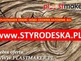 Styrodeska Elewacja Drewnopodobna