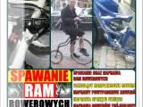 Naprawa rowerów trójkołowych,Naprawa wózków,Naprawa rowerów do ćwiczeń Całe Mazowsze Warszawa Piasec