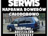 Serwis ROWEROWY DOOR TO DOOR Warszawa,Naprawa roweru Piaseczno,rowery Józefosław Konstancin