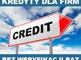 Kredyty dla firm bez weryfikacji baz. Pożyczki prywatne, pozabankowe.