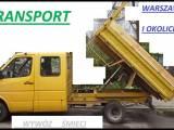 Transport Warszawa, Wywóz Warszawa, Tanio i szybko