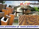 styropianowa imitacja drewna NA WYMIAR