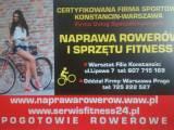 Certyfikowany Zakład Rowerowy / Rowery Konstancin Piaseczno Józefosław Warszawa
