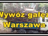 Wywóz gałęzi Warszawa, Rębak do gałęzi Warszawa, Rozdrabnianie