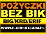 Pożyczka pozabankowa. Bez BIK/BIG/KRD/ERIF. Najlepsza oferta na rynku!