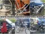Profesjonalna Naprawa / Serwis Rowerów / www.mobilnyserwisrowerowy.waw.pl