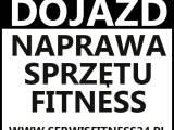 Serwis / Naprawa Sprzętu FITNESS - DOJAZD - CAŁE MAZOWIECKIE