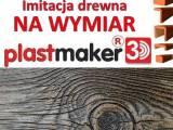 Imitacja drewna Plastmaker belki rustykalne, deski elewacyjne