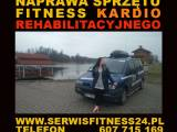 Warsztat Rowerów Treningowych Serwis Fitness,Kardio,Vacu,Rowerki Domowe