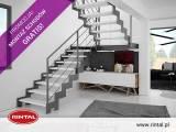Schody Rintal – w lipcu montaż schodów gratis!