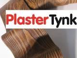 HIT elastyczna deska Imitacja drewna PLASTMAKER deska elewacyjna PlasterTynk