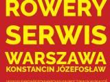 ROWERY KONSTANCIN - ROWERY SERWIS JÓZEFOSŁAW - NAPRAWA ROWERU WARSZAWA - DOJEZDZAMY DO KLIENTA