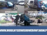 Serwis Rowerów Mobilna Firma Sportowa Warszawa Konstancin Julianów Józefosław Grochów Gocław