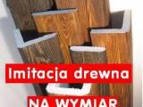 Imitacja drewna PLASTMAKER , elastyczna deska