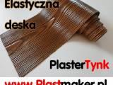 Deska elewacyjna elastyczna PLASTERTYK od PLASTMAKER