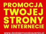 REKLAMA STRONY W INTERNECIE - DODAWANIE OGŁOSZEŃ