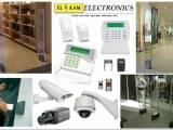Bramki antykradzieżowe , systemy kamer , liczniki klientów