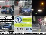 Mobilny Serwis Rowerowy---Pogotowie Rowerowe Magdy i Alberta---NAPRAWIAMY WSZYSTKIE TYPY ROWERÓW