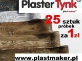 PlasterTynk -  DARMOWE próbki Elastyczna deska elewacyjna akrylowa