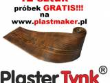 deska elewacyjna elastyczna PlasterTynk deko styl medium wood