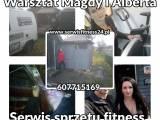 MAGDA I ALBERT Warsztat stacjonarny i Mobilny Rowerów Treningowych,orbitreków