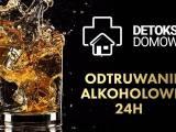 Detoks domowy, alkoholowy/narkotykowy/polekowy. Zadzwoń