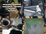 Pogotowie Rowerowe Konstancin Warszawa - Naprawa Mobilna ROWERÓW  - Serwis Rowerowy